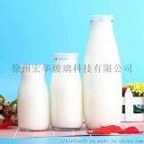 玻璃瓶酸奶瓶牛奶瓶厂家