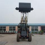 工程机械搅拌斗装载机 砂浆混凝土水泥运输搅拌铲车