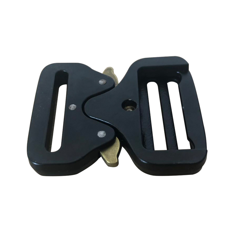 鋅合金安全消防戶外軍迷眼鏡蛇腰帶金屬插扣 合金對扣