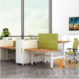 智能电动升降组合办公桌