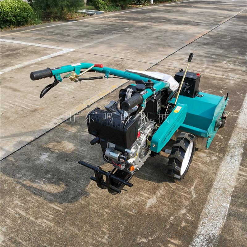 手推式小型果园割草机, 粉碎杂草柴油割草机