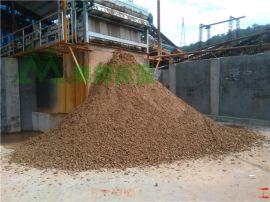 滚筒筛泥浆分离脱水设备 破碎石子污泥压干机 沙场泥浆脱水机