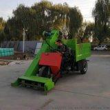 牧場自走清糞車 養殖場專用清糞車 柴油三輪刮糞機