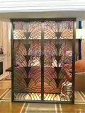 別墅高檔不鏽鋼屏風裝飾