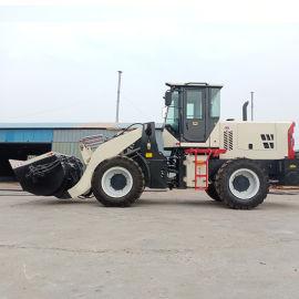 双马达装载机铲斗 砂浆水泥混凝土多用途搅拌斗