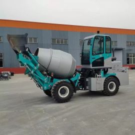 工程机械混凝土搅拌车 商混混凝土搅拌运输车