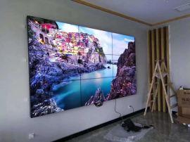 46寸拼接屏KTV会议室监控电视墙拼接大屏