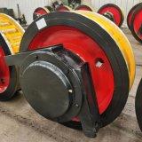 600*150雙樑起重機車輪組 定製車輪組驅動裝置