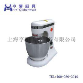 7升鲜奶搅拌机|7L打鲜奶的机器|蛋糕打奶油的机器