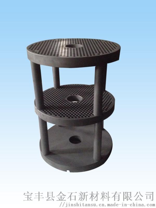 VC硬焊石墨治具 精密模具 均热板石墨治具