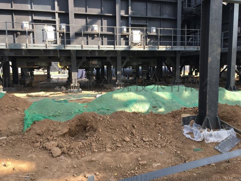 高強無收縮水泥基灌漿料