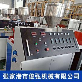 江苏厂家无纺布单机生产设备 45熔喷布挤出机