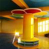 曲面弧形包柱铝板 双弧包柱铝单板厂家