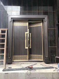 2021新款铜门,西安精品铜门厂家,渭南铜门市场