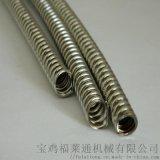 雙扣穿線蛇皮管 304不鏽鋼鎧裝波紋管