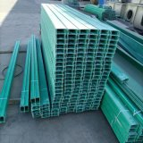 複合線纜槽盒電纜溝玻璃鋼電纜槽生產廠家