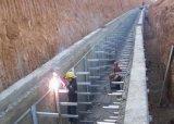 南京新建水池止水带补漏 电梯井后浇带补漏处理