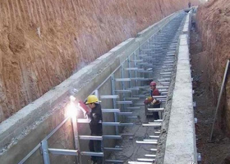 南京新建水池止水帶補漏 電梯井後澆帶補漏處理