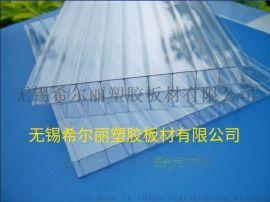 河北透明PC阳光板温室大棚专用