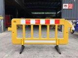 道路施工隔离护栏围栏可移动式塑料围栏工地施工