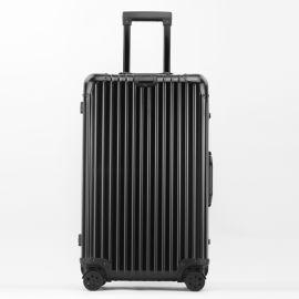 工厂生产时尚大容量铝镁合金拉杆箱万向轮行李箱旅行箱