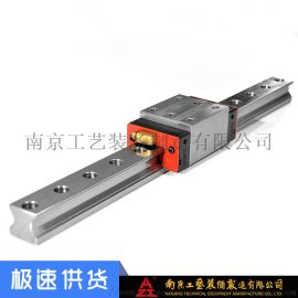 南京工艺直线导轨 GGB25AA滚柱重载导轨