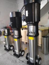 八8吨蒸汽锅炉耐高温变频电机立式多级补给水泵