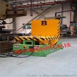 上海博爾頓90度翻轉機  鋼帶翻轉機  模具翻轉機