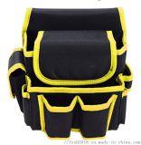 廠家定制多功能五金帆布工具包電工包貼牌加印LOGO