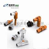 圆形单芯高压连接器乘用车动力电池系统高压连接器