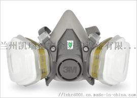 3M6200防毒面具防甲醛防有机气体防化工喷漆