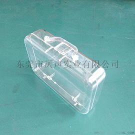 415ps手提透明化妆盒礼品盒婚庆饰品盒糖果盒