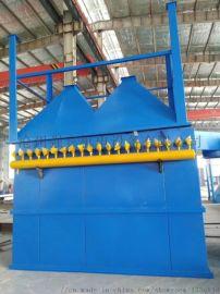 脉冲布袋除尘器厂家,工业袋式收尘器,抛丸机除尘器