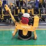捷克 手扶單鋼輪壓路機 動力強勁 迷你壓路機