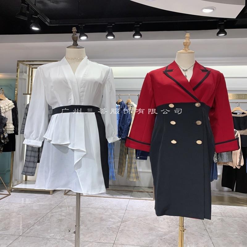 蜂后国际品牌女装/专柜一线尾货/折扣店拿货