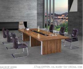 会议桌厂家直销 时尚办公桌 简约时尚会议桌