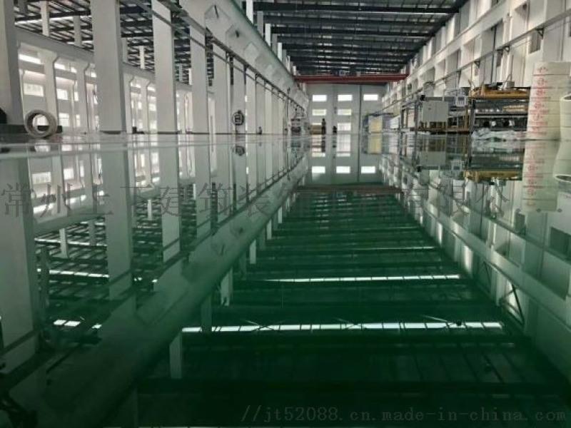 江阴 宜兴环氧地坪厚度及施工工艺图片