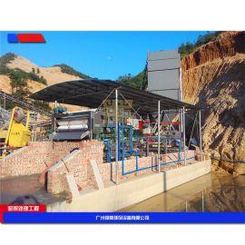 污泥过滤机,绿鼎更专业建筑打桩泥浆处理设备