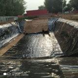 雲南垃圾場封場覆蓋1毫米單糙面高密度聚乙烯土工膜