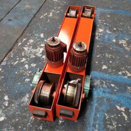 电动单梁行车端梁头 200/300轮起重机端梁小车