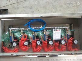 给力公司制造压风自救装置介绍说明