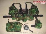 单兵携行具  通用携行具  伞兵携行具
