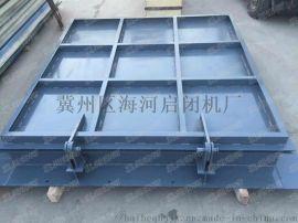 3米*2米钢制闸门厂家配套启闭机厂家