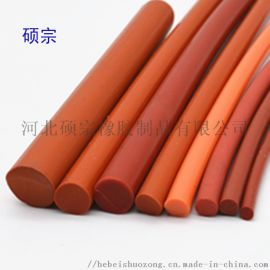 硅胶棒 玻璃钢棒 工业实心硅胶棒