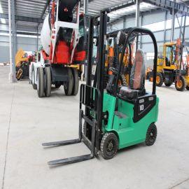 四轮座驾式电动叉车 1吨2吨液压堆高车 厂家直销