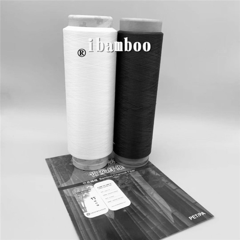竹炭纖維、竹碳絲、竹炭品牌:ibamboo