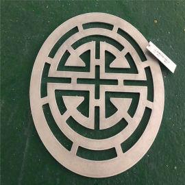 铝合金雕花板设计特点 金属雕花铝板巧妙运用