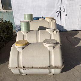 玻璃钢化粪池一体化污水处理化粪池定制
