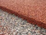 紹興彩色透水地坪膠結料  透水混凝土膠結料特惠平方