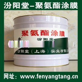 聚氨酯防水涂膜、粘结力强、涂膜坚韧、抗水渗透